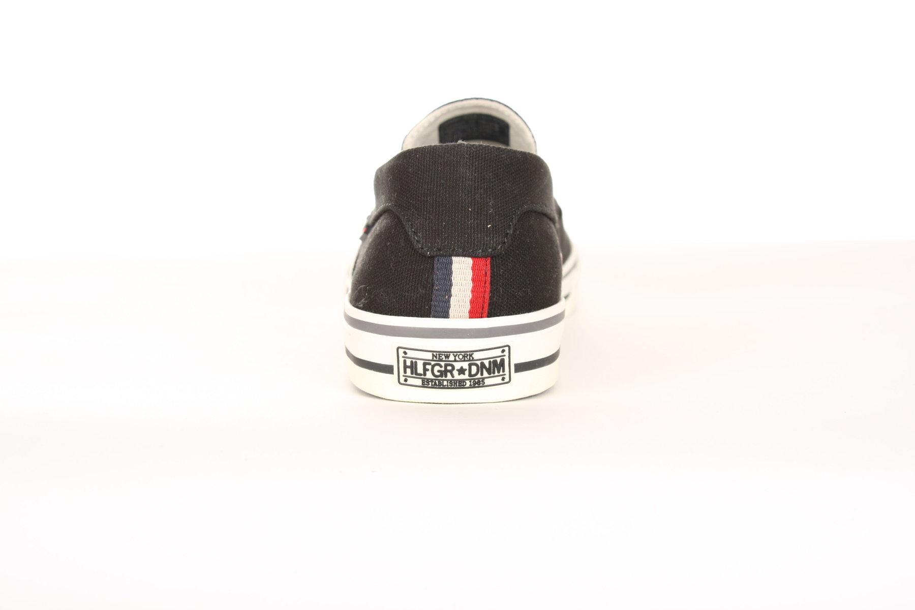 Tommy Hilfiger pánská černá obuv - Mode.cz 915d66888e
