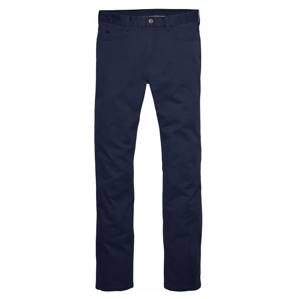 Tommy Hilfiger pánské tmavě modré kalhoty Denton - Mode.cz 46029166a8