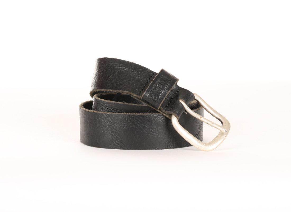 Tommy Hilfiger pánský černý pásek