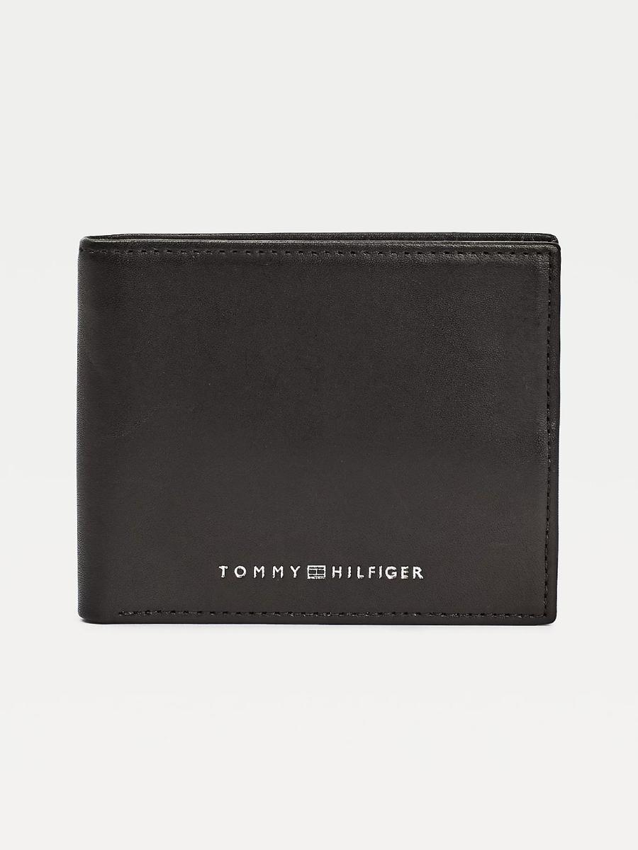Tommy Hilfiger pánská černá malá peněženka