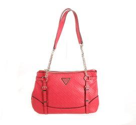 Guess dámská tmavě růžová kabelka se vzorem 7094e46d01