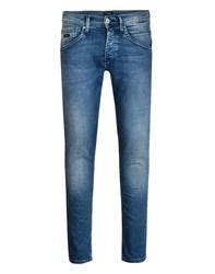 Pepe Jeans pánské modré džíny Cash 05e27df649