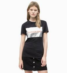 b875ac7ed9 Calvin Klein dámské černé tričko Silver