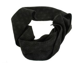 Guess dámská černo-šedá šála se vzorem 62a6c6f77c
