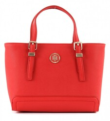 Tommy Hilfiger dámská červená kabelka Honey 856b0de210