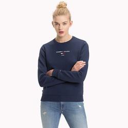 29ac6b2df5 Tommy Hilfiger dámská tmavě modrá mikina Logo