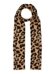 Guess dámská šála s leopardím vzorem e4bd3b70d7