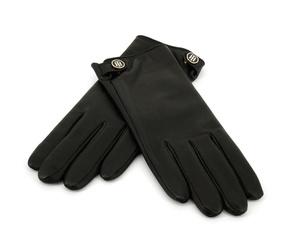 79bef8b2b8f Tommy Hilfiger dámské černé kožené rukavice