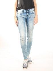 97e3f44e37f Pepe Jeans dámské světle modré džíny