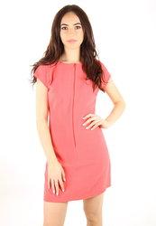 Pepe Jeans dámské korálové šaty 3afb8109350