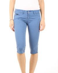 Pepe Jeans dámské modré šortky 8f4f4af861