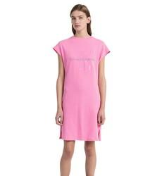 Calvin Klein dámské růžové šaty Doon b9fe7c6cd7