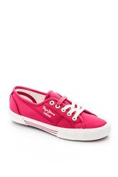 Novinka. Pepe Jeans dámské růžové tenisky Aberlady 3c34cd22605