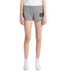84aea41a9f3 Calvin Klein dámské šedé šortky Icon