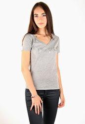 15c91120ca4 Pepe Jeans dámské šedé tričko Serena