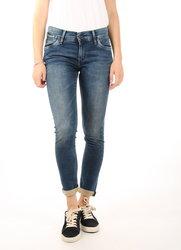 eb74b5ee738 Pepe Jeans dámské modré džíny