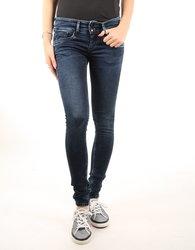 c38cb97e8f9 Pepe Jeans dámské tmavě modré džíny