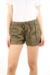 Tommy Hilfiger dámské zelené šortky Casual 3a1dac7825