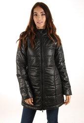 70c79813b42 Pepe Jeans dámský černý kabát Tami