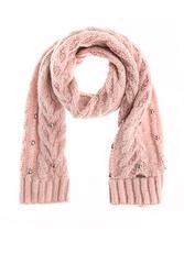 Guess dámská růžová šála 3b9c09d756