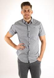 1fd9ea7d2b7 Tommy Hilfiger pánská košile se vzorem