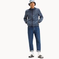 Tommy Hilfiger pánská modrá šusťáková bunda 0c92258e16