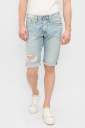 Pepe Jeans pánské světle modré šortky Cash f746e3e422