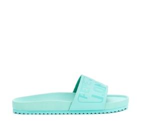 Novinka. Pepe Jeans dámské zelenkavé pantofle 4163d38add2