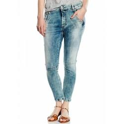 Pepe Jeans dámské džíny s nízkým sedem Topsy - KAZOVÉ 16c6116c17