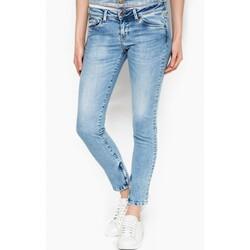 Pepe Jeans dámské světlé džíny Cher 42454eadbf