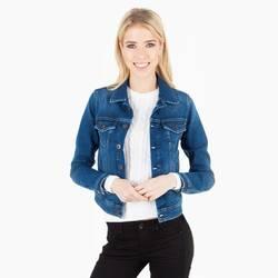 1e7bb9ed3de6 Pepe Jeans dámská džínová bunda Core