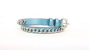 4290b213f23 Pepe Jeans dámský modrý pásek Yves