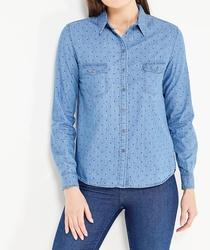 0507cb22771 Pepe Jeans dámská džínová košile Monique