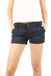 01414474aa Pepe Jeans dámské tmavě modré šortky Balboa