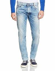 ca9e9ff2990 Pepe Jeans pánské světlé džíny Spike