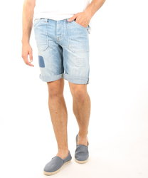 Pepe Jeans pánské světle modré šortky 94be6c308d