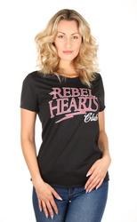 Tommy Hilfiger dámské černé tričko 51353fac3b7