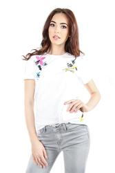 6ad37ebd2a2c Tommy Hilfiger dámské bílé tričko Abstract
