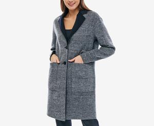 4cf400487b Tommy Hilfiger dámský oboustranný kabát Alison