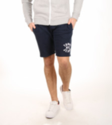 ad5c7f961a Tommy Hilfiger pánské modré šortky Essential