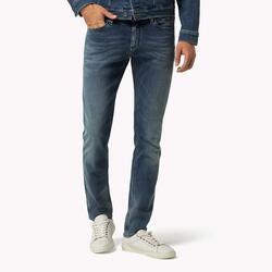 ca78c0dec84 Tommy Hilfiger pánské modré džíny Scanton