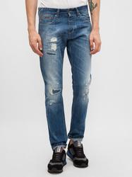 Tommy Hilfiger pánské modré džíny Steve c5ee4dc5ef