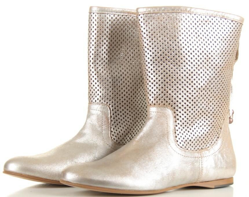 Tommy Hilfiger dámská kotníková stříbrná obuv Madey