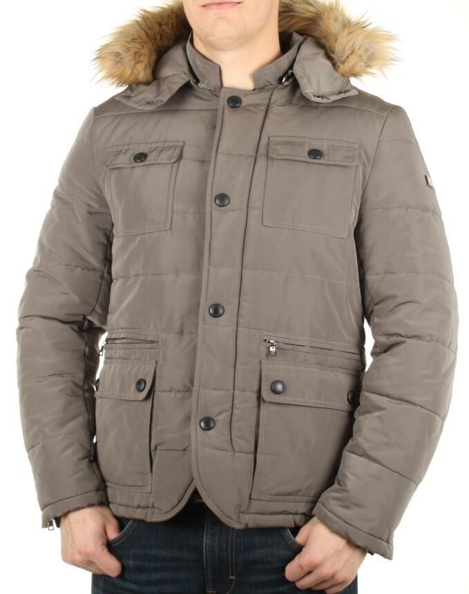 Guess MARCIANO pánská zimní bunda