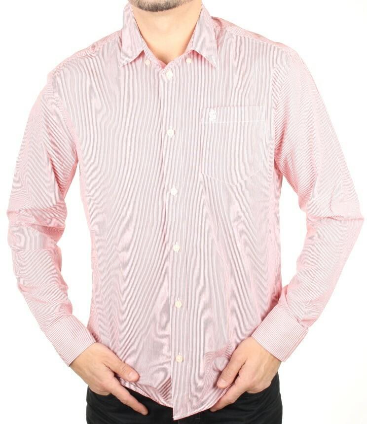 Pepe Jeans pánská proužkovaná košile Sadler