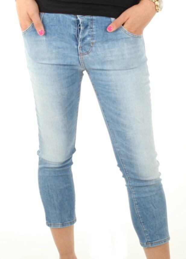 Guess dámské světlé 7 8 džíny - Mode.cz f16b30b087