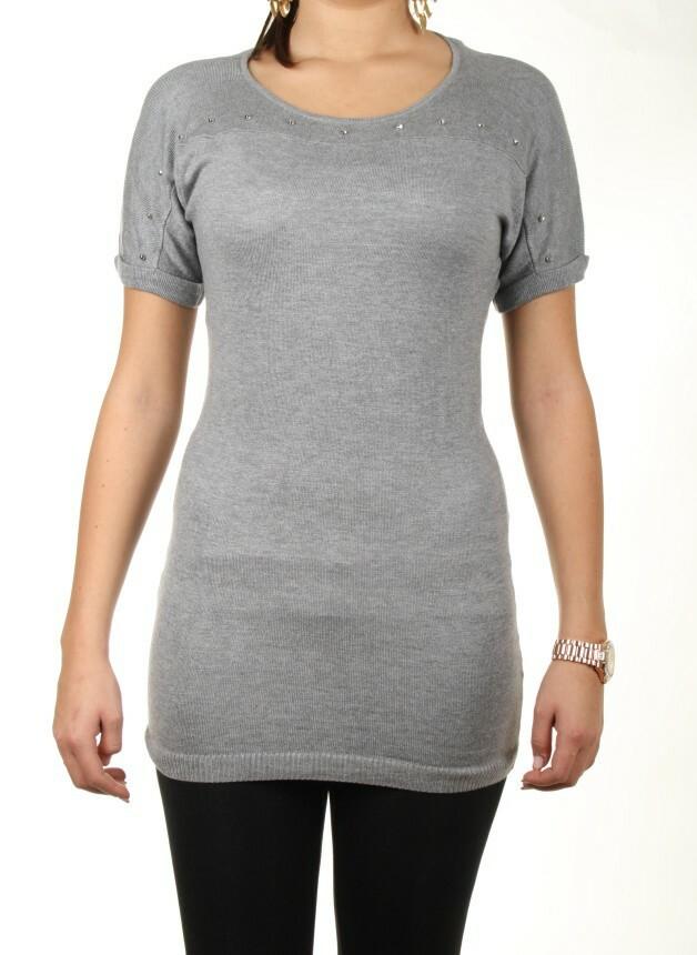 Guess dámský šedý svetřík