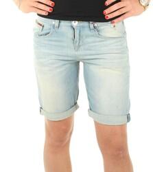 Tommy Hilfiger dámské světle modré šortky Carrie ec4c7d9d8f